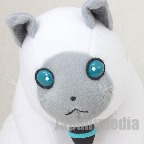 Tales of Xillia 2 TOX2 Ruru Plush Doll Ebiten Limited Figure JAPAN ANIME PS3