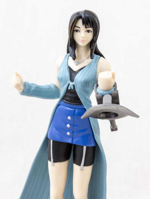 Final Fantasy VIII 8 Rinoa Heratilly Extra Soldier Super Real Figure Collection