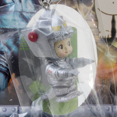 Mecha Godzilla Rose O'neill Kewpie Kewsion Strap JAPAN ANIME MASKED
