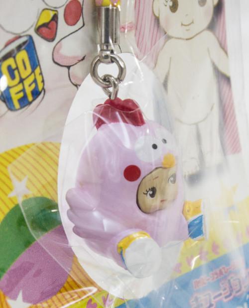 Gu Gu Ganmo Gummo Rose O'neill Kewpie Kewsion Strap JAPAN ANIME