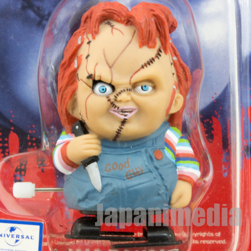 Bride of Chucky Wind-Up Figure Medicom Toy JAPAN MOVIE / Child's Play