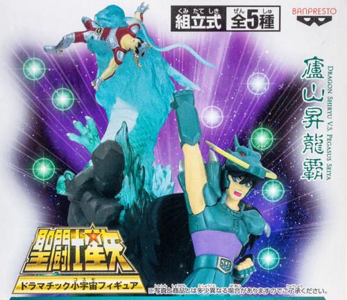 Saint Seiya Dramatic Cosmo Figure Dragon Shiryu Diorama JAPAN ANIME MANGA