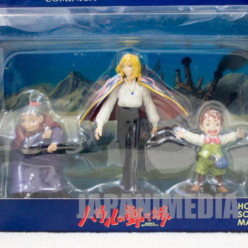 Howl's Moving Castle Image Model Collection Figure Sophie Markl Cominica Ghibli