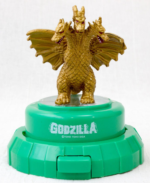 Godzilla King Ghidorah Light-up Figure JAPAN ANIME MANGA TOKUSATSU