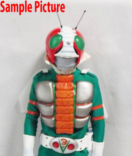 "Kamen Rider V3 RAH-450 Real Action Heroes Figure 15""  Medicom Toy JAPAN TOKUSATSU"