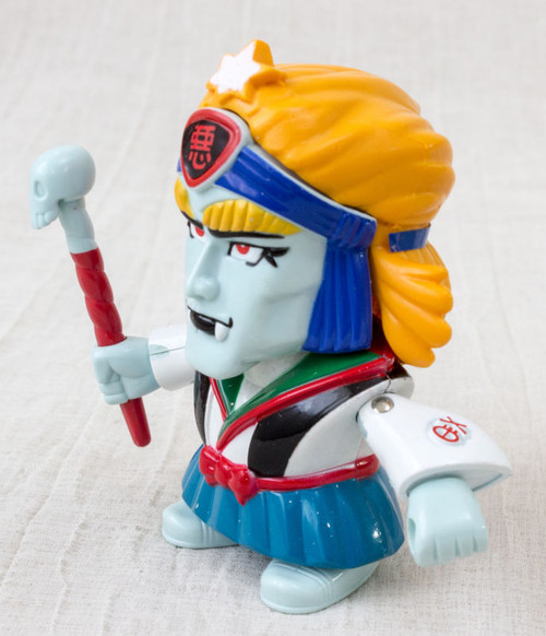 Bikkuriman Super Tenma Devil Changing Clothes Figure Bandai JAPAN ANIME MANGA