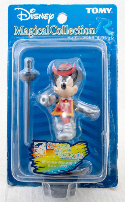 Disney Mickey Mouse Magical Collection Figure Power of Colors Ver. Tomy JAPAN