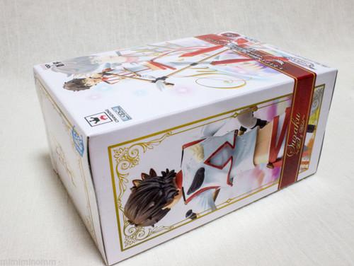 Code Geass R2 Suzaku DXF Figure Red & White Banpresto JAPAN ANIME MANGA
