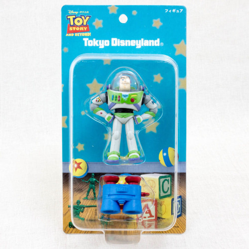 Disney Pixar Toy Story Buzz Lightyear Mini Figure Tokyo Disneyland JAPAN ANIME