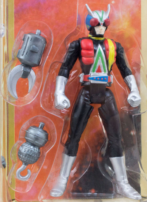 Kamen Rider Riderman Masked Rider Action Figure Collection JAPAN TOKUSATSU