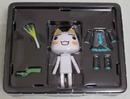 Sony Cat Toro Revoltech Miku Hatsune ver. Figure Costume Series 5 Doko Demo Issyo JAPAN ANIME
