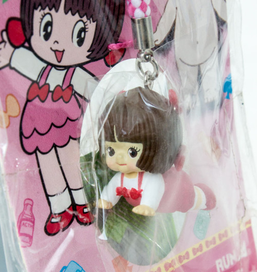 Black Jack Pinoko Rose O'neill Kewpie Kewsion Strap JAPAN ANIME
