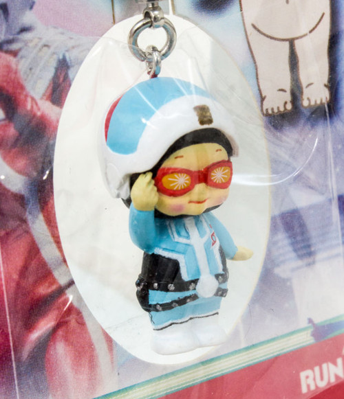 Ultraman Seven Dan Moroboshi Rose O'neill Kewpie Kewsion Strap JAPAN ANIME