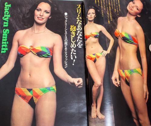 ROADSHOW 04/1979 Japan Movie Magazine LYNDSAY WAGNER/JACLYN SMITH/TATUM O'NEAL
