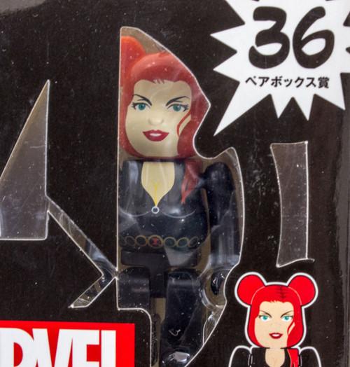 MARVEL Avengers War Machine Black Widow Be@rbrick Figure Medicom JAPAN