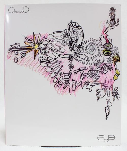EYE Yamataka (Boredoms) ONGALO Art Illustration Book JAPAN
