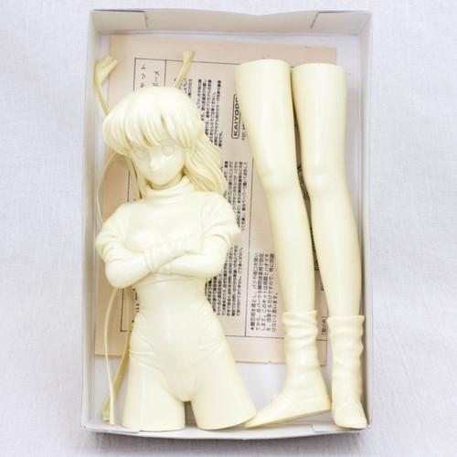 GUNBUSTER Aim For the Top! Noriko Takaya 1/5 Scale Resin Cast Model Kit