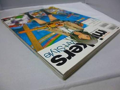Comickers Art Style Vol.1 Color Technique Magazine Manga Art Book JAPAN ANIME