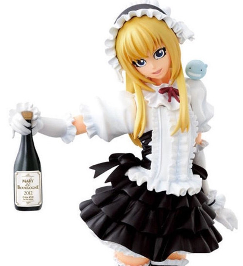 Moyashimon Mary de Burgundy Figure Cosplay Ver. Banpresto JAPAN ANIME MANGA