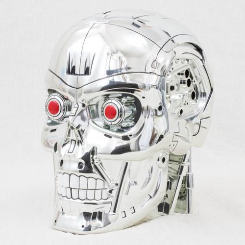 T2-3D Terminator USJ Universal Stuidos Japan Head Figure Case JAPAN