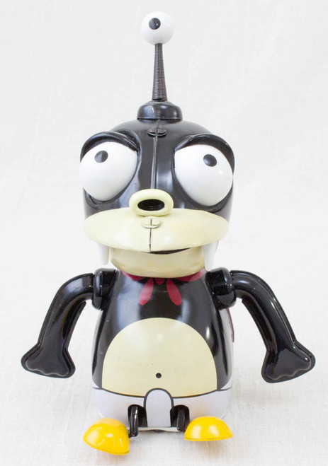 Futurama NIBBLER Tin Robot Action Toy Figure WInd-Up Matt Groening