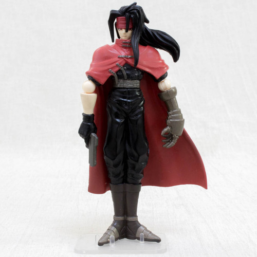 Final Fantasy VII Vincent Valentine Extra Knights Action Figure BANDAI JAPAN
