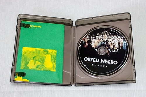 ORFEU NEGRO Japan Blu-Ray Disc BD IVBD-1037