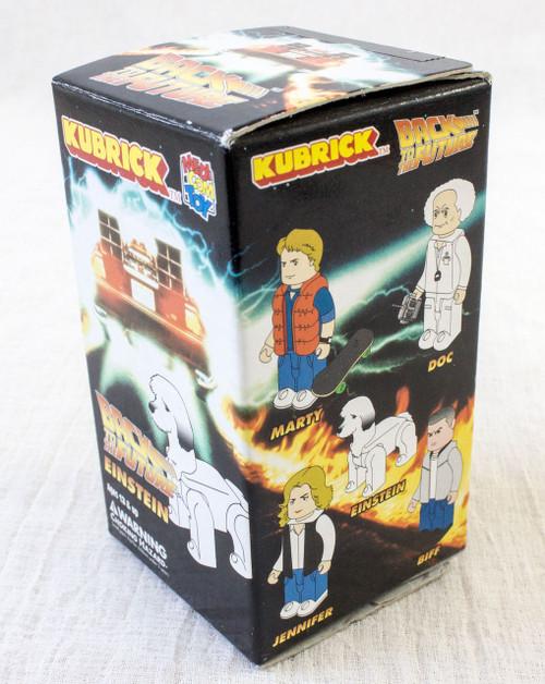 Back to the Future EINSTEIN KUBRICK Figure Medicom Toy JAPAN