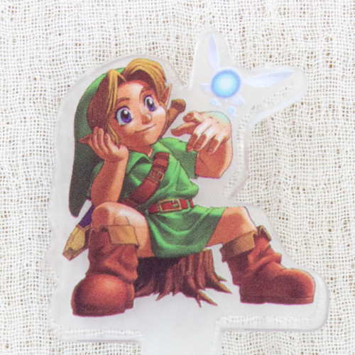 Legend of Zelda Historical 3DS Chara Touch Pen JAPAN FAMICOM NES NINTENDO 3