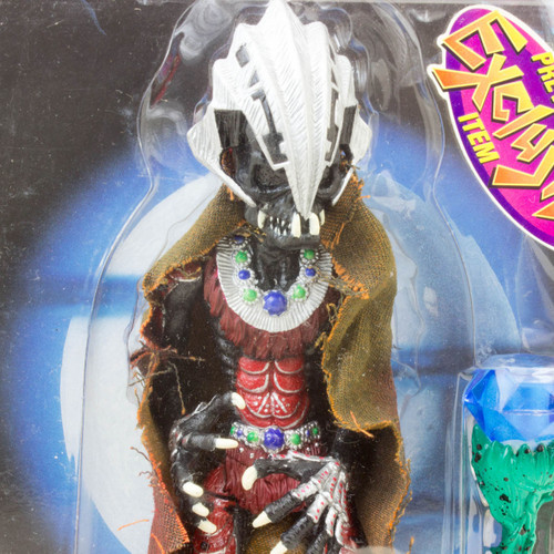 PUPPET MASTER The Totem Action Figure Previews Exclusive Full Moon Toys
