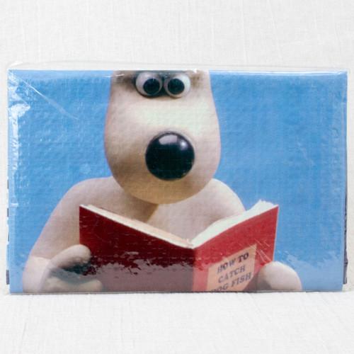 Wallace & Gromit Picnic sheet 24x36inches Sumitomo Life JAPAN Ardman ANIME