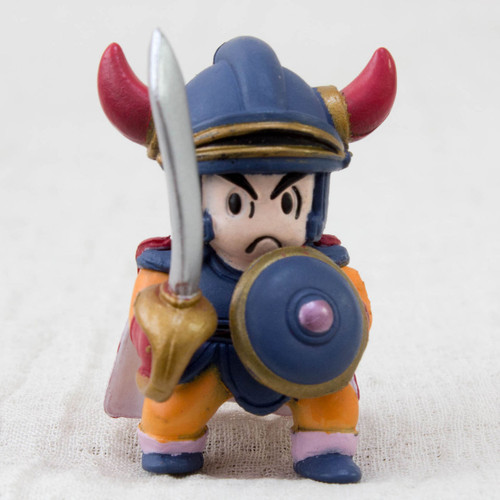 "Dragon Quest 1 Main Character Prince Mini Figure 1.25"" JAPAN GAME WARRIOR"