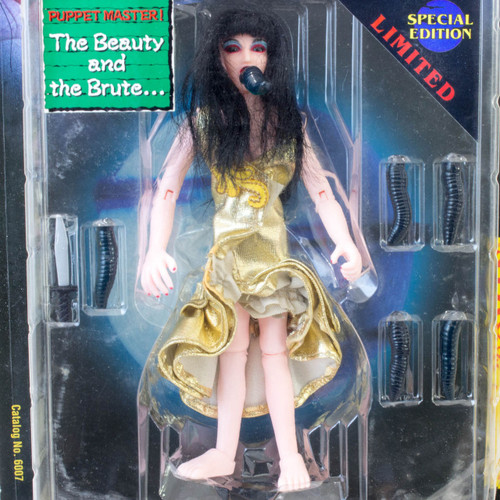 PUPPET MASTER Leech Woman Figure Special Edition Limited Full Moon Toys