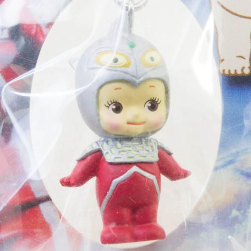 Ultraman Seven Rose O'neill Kewpie Kewsion Strap JAPAN ANIME