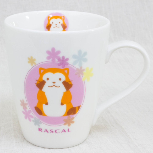 Rascal the Raccoon Mug World Master Piece Theater JAPAN ANIME MANGA