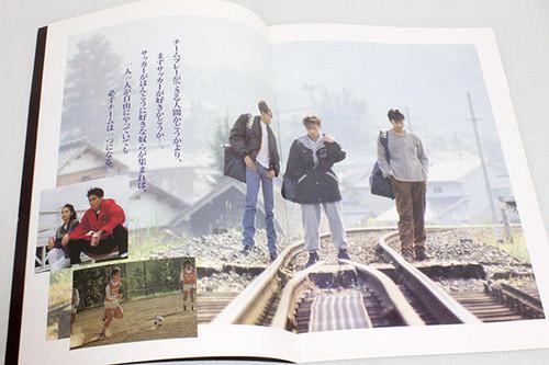 RARE!! SMAP Shoot! Movie Program Photo Art Book JAPAN IDOL TV