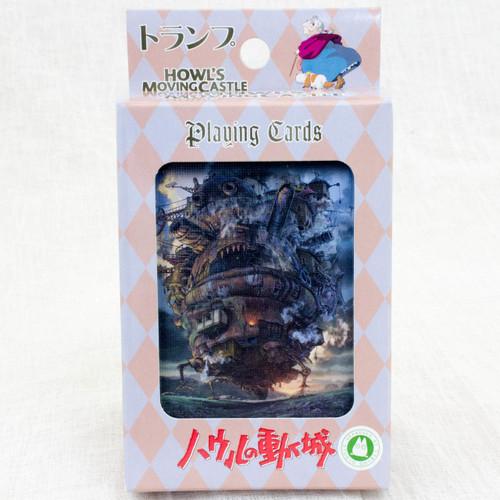Howl's Moving Castle Trump Playing Cards Studio Ghibli JAPAN ANIME MANGA