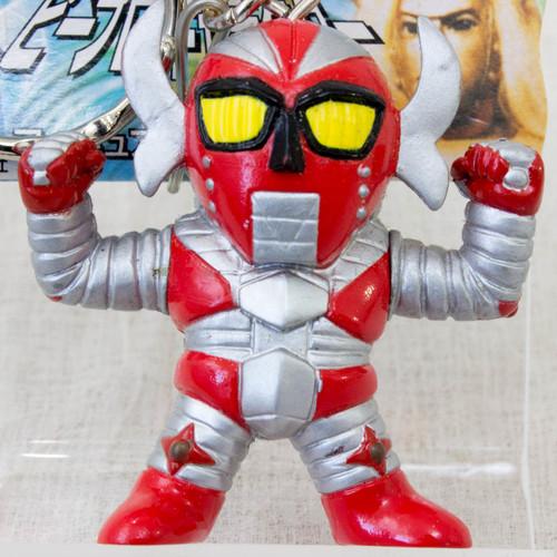 Denjin Zaborger Figure Key Chain P Production JAPAN ANIME TOKUSATSU