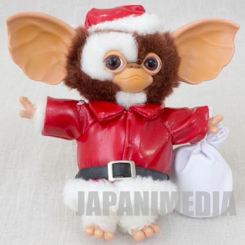 (JUNK ITEM/Damaged) Gremlins GIZMO Bendable Petit Doll Figure Santa Chirstmas