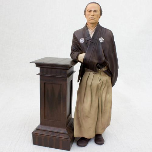 Ryoma Sakamoto Elabora Figure Sepia Ver. Dive JTB JAPAN MEIJI ISHIN
