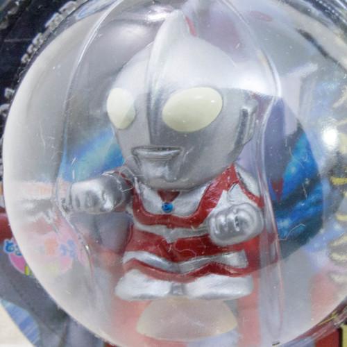 "Ultraman 1st 1.2"" Mini Figure with Sucker Tsuburaya JAPAN TOKUSATSU ANIME"