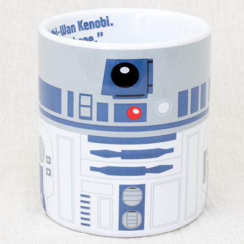 STAR WARS R2-D2 Ceramic 2D Relief Mug Hot Toys ZEON MOVIE SF