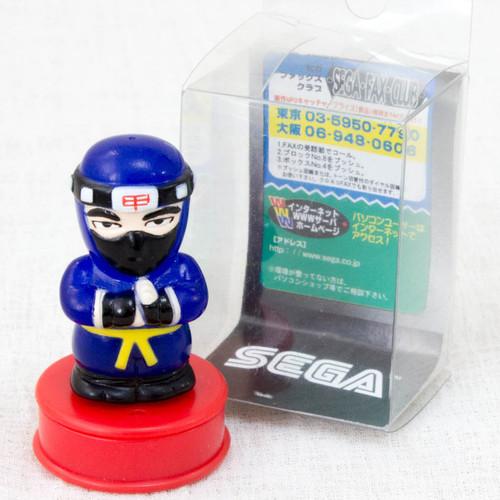 Virtua Fighter 2 Kagemaru Mascot Stamp SEGA 1994 JAPAN GAME FIGURE