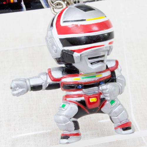 Jikuu Senshi Spielban Toei Metal Hero Mascot Figure Key Chain JAPAN TOKUSATSU 2