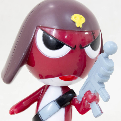 Keroro Gunso GIRORO Swing Bubble Head Figure JAPAN ANIME MANGA