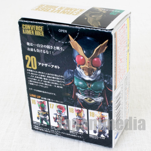 Converge Kamen Rider #20 Another AGITO Mini Figure Bandai JAPAN TOKUSATSU