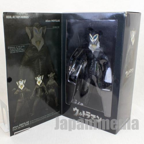 Ultraman Alien Mefilas Real Action Hero RAH Figure Medicom Toy JAPAN TOKUSATSU