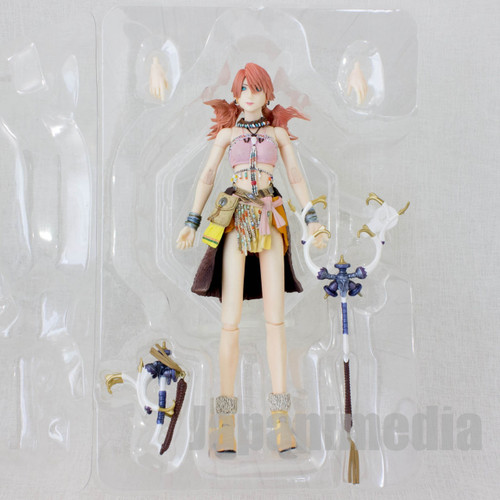 Final Fantasy VIII Oerba Dia Vaille PLAY ARTS PVC Action Figure Square Enix