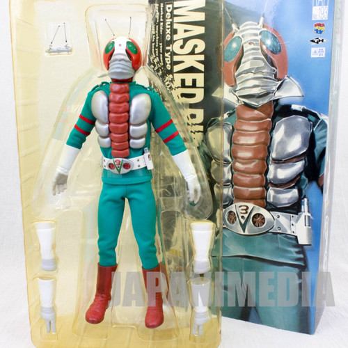 Kamen Rider V3 Masked Rider Real Action Heroes Deluxe Type 2004 Figure Medicom Toy