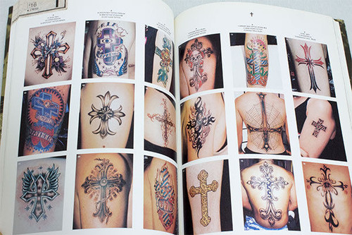 TATTOO WORKS Tribal JAPAN Art Photo Book 161pages IREZUMI